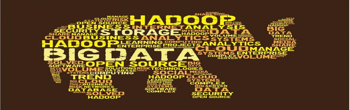 Book Online Tickets for New Batch for Big Data - Hadoop, Pune. Big Data is making Big buzz today due to Big opportunities with Big Salary Want to understand how Big Data is changing the industry and how you can make a career in it? Grab the opportunity to learn the Data analytics it from industry expert.Like and