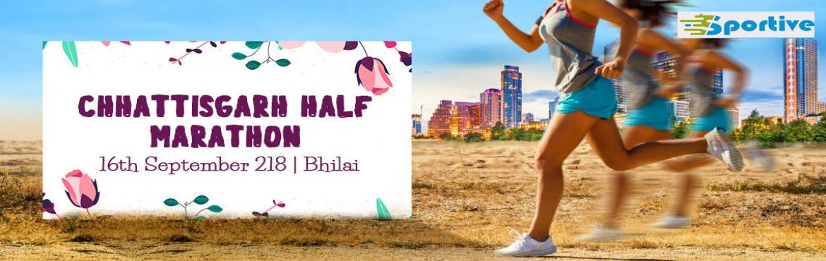 Book Online Tickets for Chhattisgarh Half Marathon, Bhilai. About Bhilai ( Chhattisgarh):    The first ever marathon in steel city Bhilai. It is also called as \