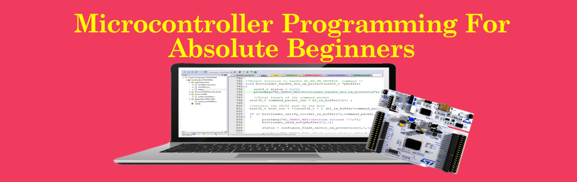 Microcontroller and Embedded C for absolute beginners - Udupi |  MeraEvents com