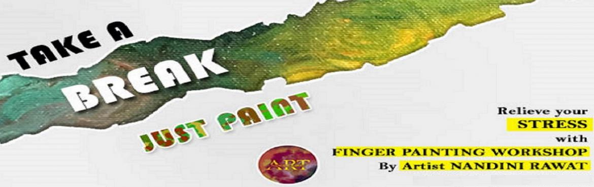 Book Online Tickets for Take a BREAK and Just Paint, Hyderabad. Here\'sbringing you the Third Workshop of \