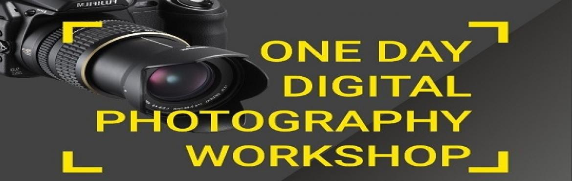 Book Online Tickets for One Day Digital Photography Workshop, Chennai. Organisers -  Event Details: Level - Basic to Intermediate Age limit - Min 14 years and above. Requirements1. Prior photography knowledge is not mandatory2. Lots of energy and passion to learn3. Camera hire by arrangement please contact us 72990