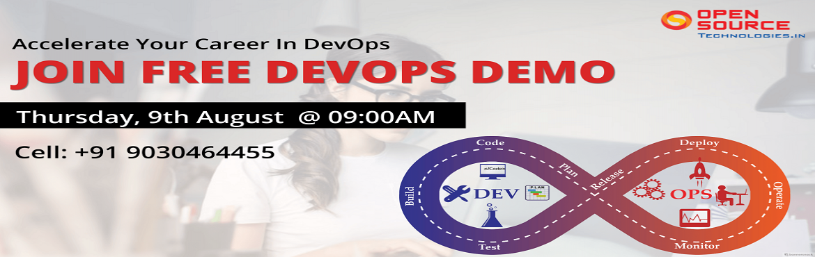 Also, the aspirants can attain brief knowledge regarding the highlights of our Open Source Technologies providing DevOps Training In Hyderabad.