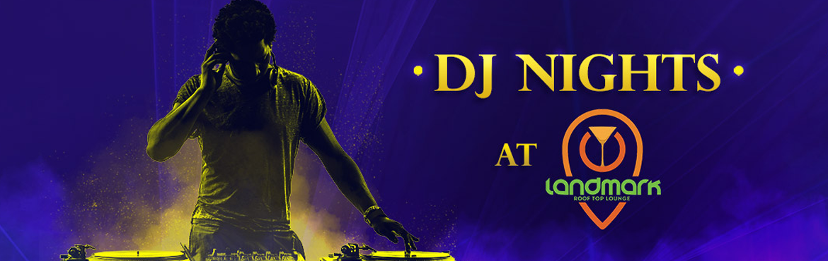 Book Online Tickets for DJ Nights @ Landmark Roof Top Lounge Pub, Hyderabad. If you really want to soak in the spectacle of the maximum city, you\'ll have to make your way to the #landmarkrooftoplounge pub at Madhapur, is a new lounge bar launched on June 22nd, 2018 with great ambiance, live music, DJ and lip-smacking food wi