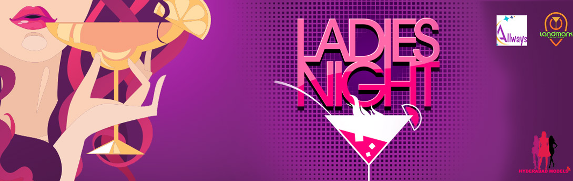 Book Online Tickets for Ladies Night at Landmark Roof Top Lounge, Hyderabad.  If you really want to soak in the spectacle of the maximum city, you\'ll have to make your way to the #landmarkrooftoplounge pub at Madhapur, is a new lounge bar launched on June 22nd, 2018 with great ambiance, live music, DJ and lip-smacking f