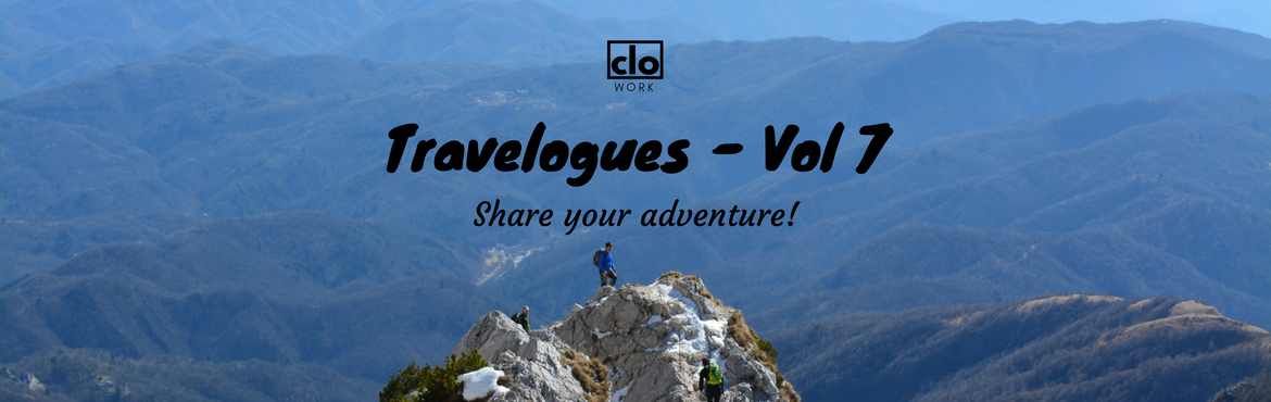 Book Online Tickets for Travelogues - Vol 7, Hyderabad.   Traveling is an integral part of everyone\'s life. Some travel for work while others to escape the same. Each journey we take teaches us a lot about life and leaves us with memories for a lifetime. We\'re sure you have amazing stories in your diary