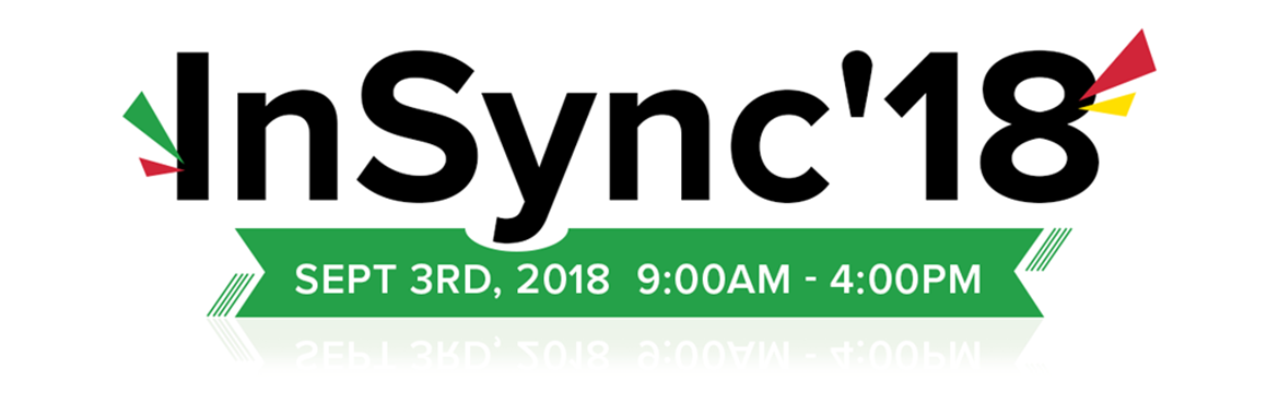 Book Online Tickets for InSync 18, Bengaluru. Join us for informative sessions on app development, training and marketing. Engage in one-on-one sessions with our engineering and product teams, and also network with fellow partner developers.