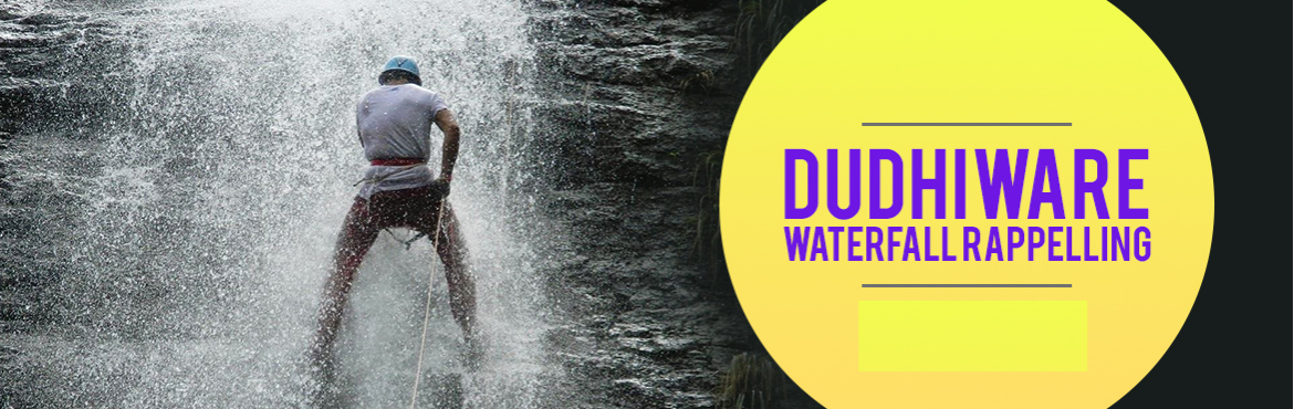 Book Online Tickets for Dudhiware Waterfall Rappelling by Plus v, Pune. Dudhiware Waterfall is located in Lonavala. Approx height of this waterfall is 135 ft. One can enjoy the thrill of Dudhiware waterfall rappelling safely, as all the activities are done under expert guidance, and all safety measures are taken for it.