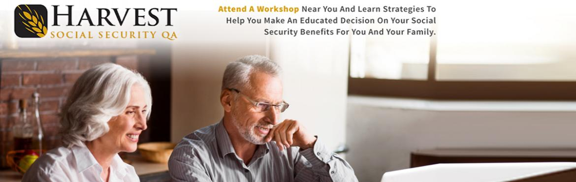 Book Online Tickets for Free Social Security Benefits Advice Wor, Scherervil. As you age and start to think about your financial future, understanding your Social Security benefits, including retirement benefits and disability benefits, is extremely important. The more that you understand about your benefits, the greater will