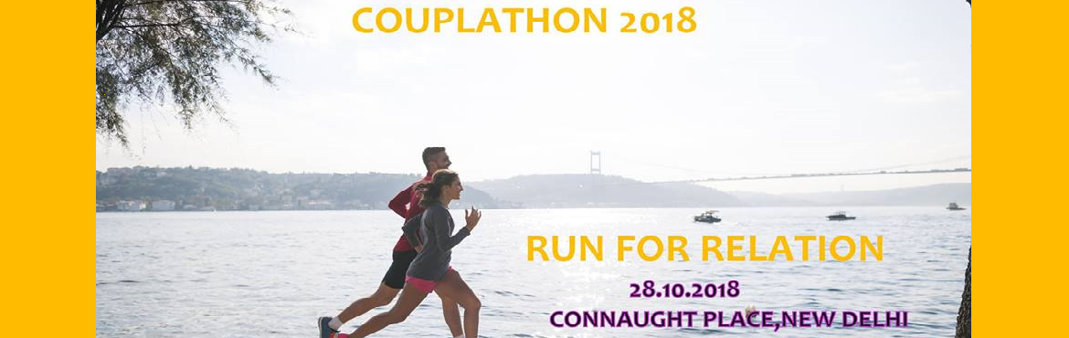 Book Online Tickets for COUPLATHON, Cannaught . Here are few highlights of Half Marathon 2018: Race categories Family 5km run - A great and fun way for the parents to run along with their children. Even individual runners can participate in this event. Timing chip for 5 km run is optional and woul