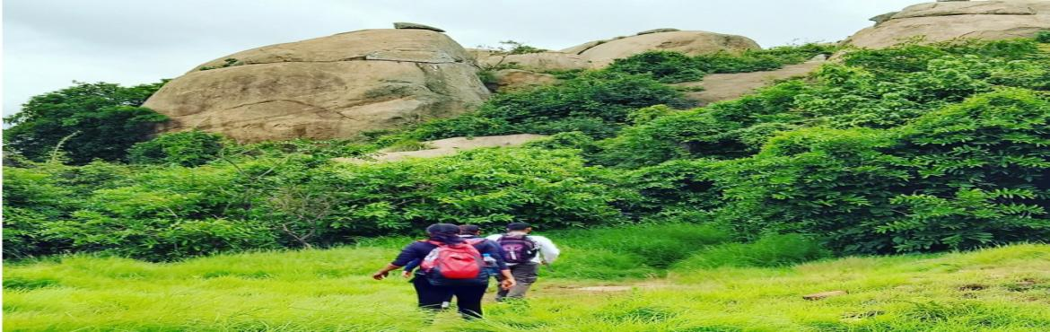 Book Online Tickets for Hike to Hutridurga- Wanderophile, Huthridurg. Hutridurga is one of the \'Navadurgas\', the nine hill forts around Bengaluru. Now,a popular hiking destination it is located about 65 Km west of Bengaluru. With the ruins of a fort which dates back to the 16th century and the lush green