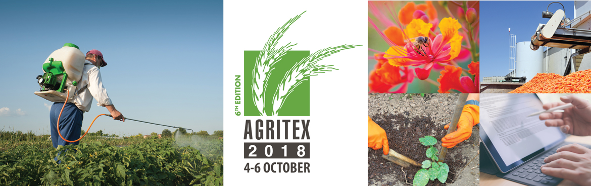 Book Online Tickets for Agritex 2018, Hyderabad. We are pleased to inform you that the 6th edition of AGRITEX 2018 organized by Kenes Exhibitions will take place from 4-6 October 2018 at HITEX Exhibition Center, Hyderabad. This International Agricultural, Dairy and Food Processing Trade Fair, will