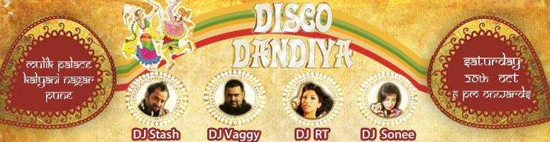 Book Online Tickets for Disco Dandiya @ Mulick Palace, Pune. Disco dandiya @ Mulick Palace, Pune