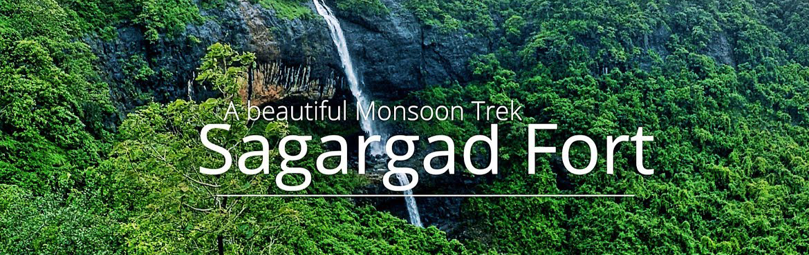 Book Online Tickets for Sagargad Trek on 2nd Sep, Mumbai. Sagargad (Alibaug region) is at a height of 1357 ft above sea level).This hill fort commands a steering view of the entire alibaug region.It\'s a beautiful Fort near sea. Located on this fort is a Temple of Siddheshwar, a river flowing by