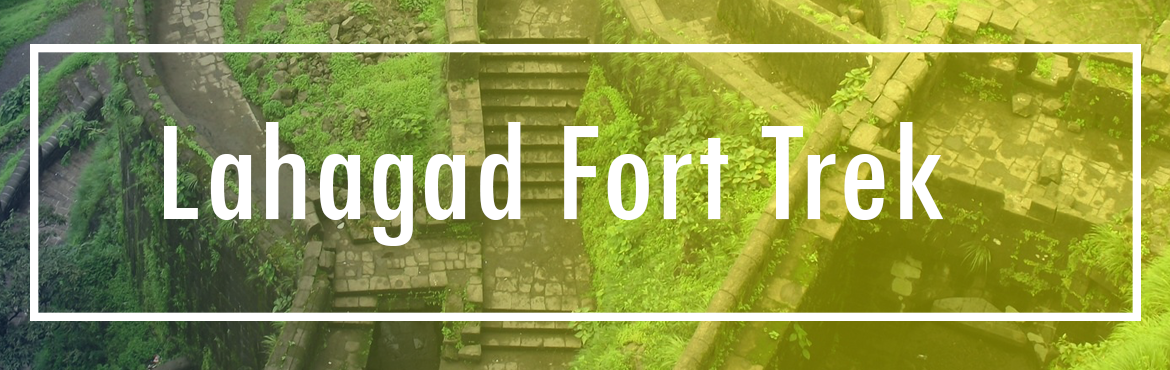 Book Online Tickets for Lohagad Fort Trek (15th-16th Sep), Mumbai. About Lohagad Fort Lohagad Fort means Iron fort in Marathi, situated close to the hill station of Lonavala Khandala and 52km northwest ofPune, Lohagad rises to an elevation of 1,033meter or 3,389feet above sea level. The