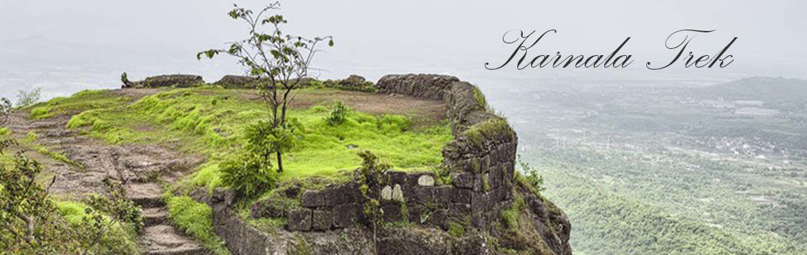 Book Online Tickets for Karnala Fort Trek (8th-9th Sep), Mumbai. Karnala fortalso calledFunnel Hill is a hill fort inRaigad Districtabout 10km from Panvelcity, 65km from Mumbai city, situated along the Mumbai-Goa highway. Currently it is a protected place lying within theK