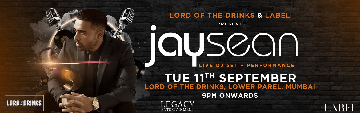 Book Online Tickets for Jay Sean Live at Lord of the Drinks, Kam, Mumbai. It\'s time to witness a musical night that is truly one of a kind! Are you ready to take a nostalgic trip back to the classic hits of this legend?  Ladies and gentlemen, brace yourselves for the king of R&B and pop --JaySe