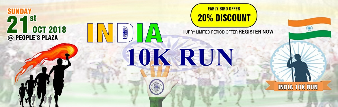 Book Online Tickets for India 10K Run, Hyderabad. India 10K Run has been celebrating the lives of donors and transplant recipients. Our goal is to raise awareness for organ, eye, and tissue donation and celebrate the generosity of donors and their families. Proceeds from the India 10K Run benef
