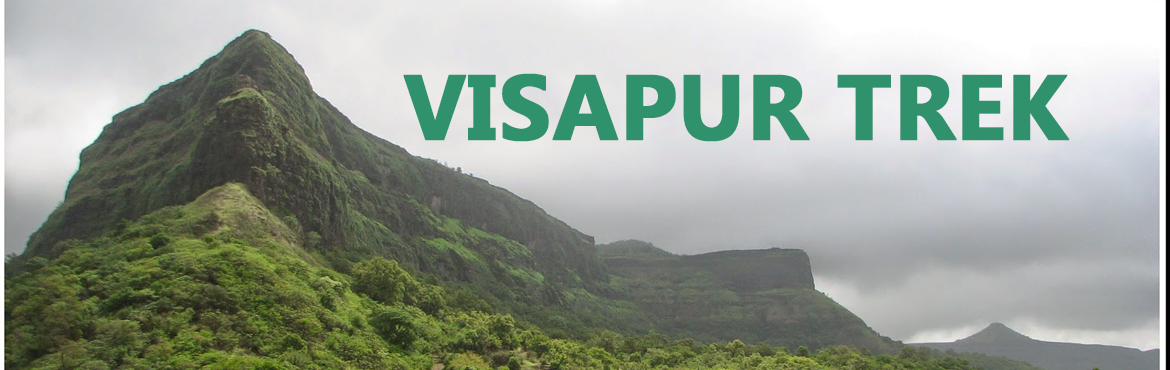 Book Online Tickets for Visapur Trek on 9th Sep, Mumbai. Visapur Fort is larger and at a higher elevation than its twin fort- Lohagad. Within the fort are caves, cisterns of water, a decorated arch and old houses. These two roofless buildings surrounded by outer or veranda walls said to have once been Gove
