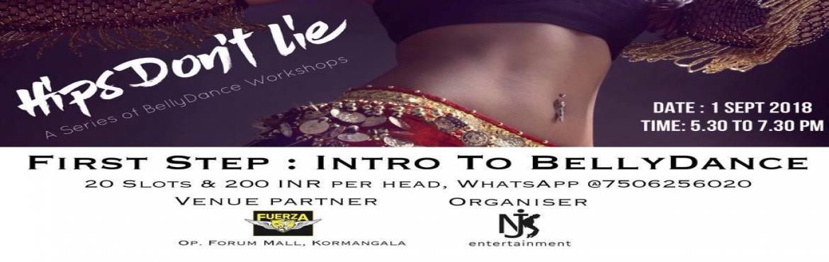 Book Online Tickets for BellyDance Workshop, Bengaluru. Come out and learn to belly dance in this beginner\'s basics workshop.In only 2 hours, you will learn all the things to get you started! From snake arms to undulations and all those magnificent shimmies!!We will introduce and drill :Basic Hip L