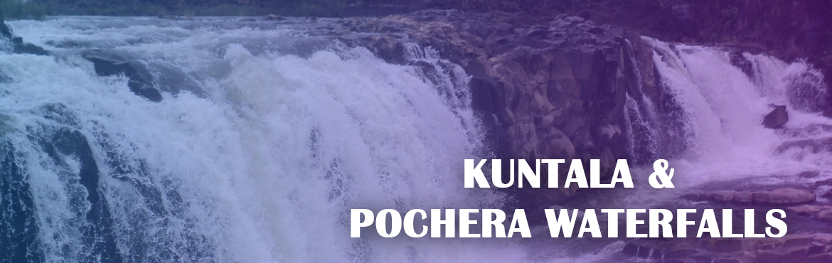 Book Online Tickets for Kuntala and  Pochera Waterfalls, Hyderabad. ABOUT THE PLACEKuntala Waterfall is waterfall located in Kuntala, Adilabad district, Telangana. It is located on Kadem river in Neredigonda mandal. It is the highest waterfall in the state of Telangana with a height of 147 feet (45 meters).According