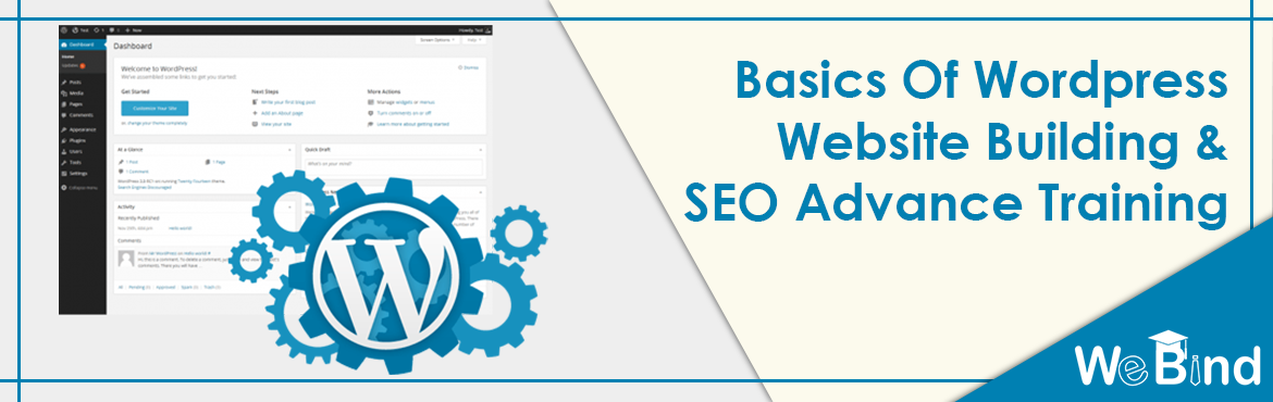 Book Online Tickets for Wordpress Website Building and SEO Advan, Mumbai.  Program Curriculum:  Module 1: Basics Of Digital Marketing  Different channels for Digital Marketing  Resources required for Digital Marketing  How to create a Digital Marketing plan with live industry example &nb