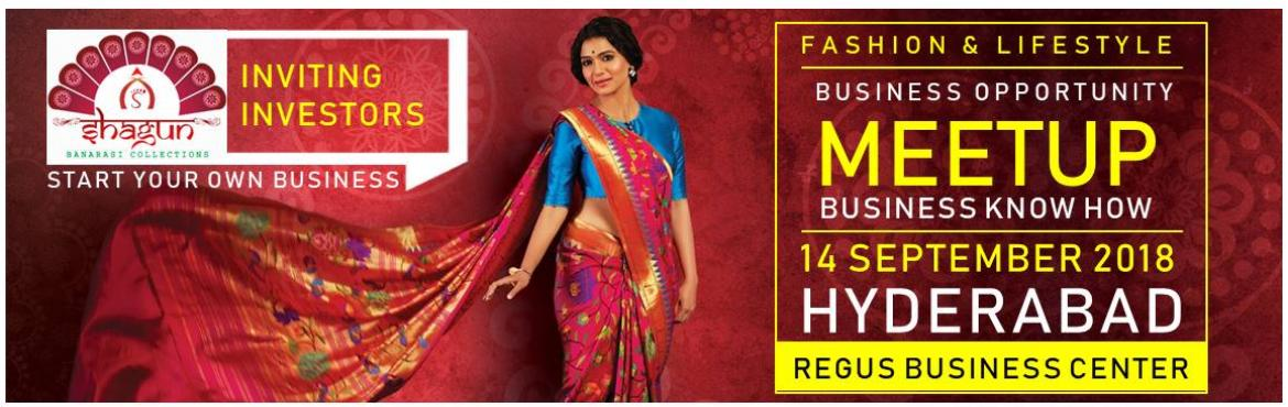 Book Online Tickets for Fashion and Lifestyle Business Opportuni, Hyderabad. Overview Fashion is nothing new to India. India is a country with ancient clothing tradition and has dressed its women gorgeously since pre-christen era. Banarasi Sarees have been worn by women from the Indian subcontinent for ages. Its following may