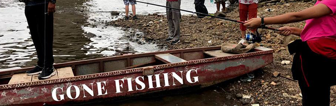 Book Online Tickets for Gone Fishing by Rivers and Ridges, Mumbai. Ahoy anglers!! Our Second batch for angling is here! This fishing camp is a part of our recreational sports area where we teach angling as a sport (catch and release). Angling is practiced worldwide and has various attributes such as competition, cha