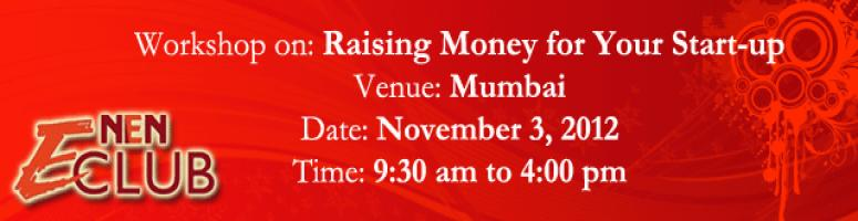 Raising Money for your Start-Up Workshop and Networking Session