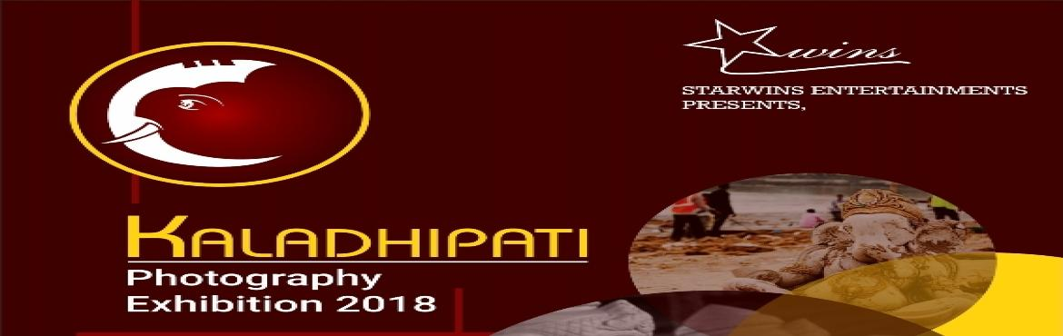Book Online Tickets for Kaladhipati Photography Exhibition , Pune. Kaladhipati, lord of art, (Shree Ganesha).It is a Competition cum Exhibition devoted to photography related to Ganeshotsav. At Kaladhipati,Starwins Entertainment isendeavoring to bring the over-all atmosphere during Ganeshotsav in form of photo