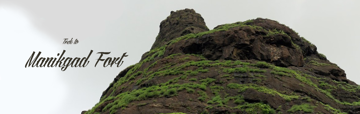 Book Online Tickets for Trek to Manikgad Fort by Kshitij World, Mumbai. Manikgad was built to look upon the trade route from Maval to the coastal ports. The fort is about 1,878 feet high and isinvincible from three sides. The upper part can be reached only from the south. The fort presents a very commanding view of the v