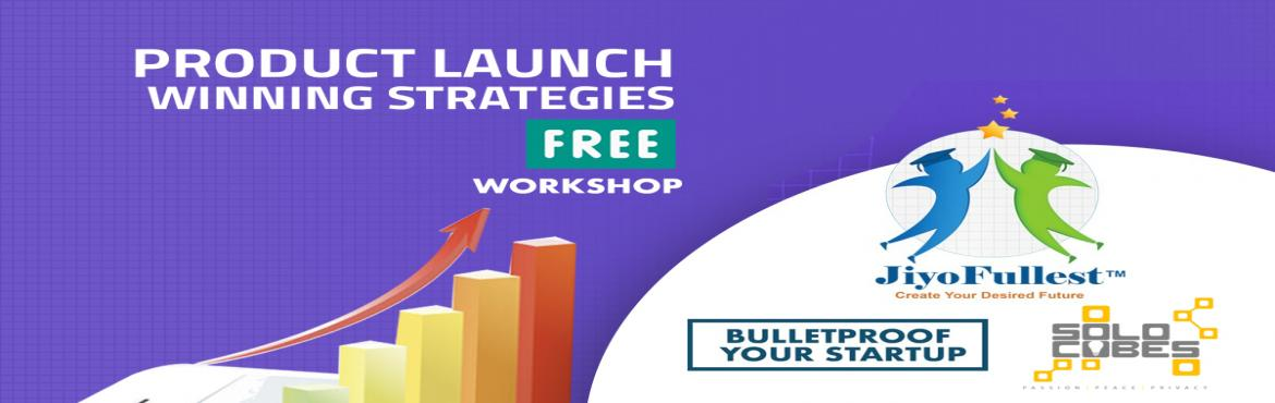 Book Online Tickets for Product Launch Winning Strategies(FREE), Bengaluru.  Are these questions familiar to you?-When should you launch the product/service in the market?-Who will be your initial customers?-How will you reach your initial customers?-What should you validate from the initial sales?-What model of pricing