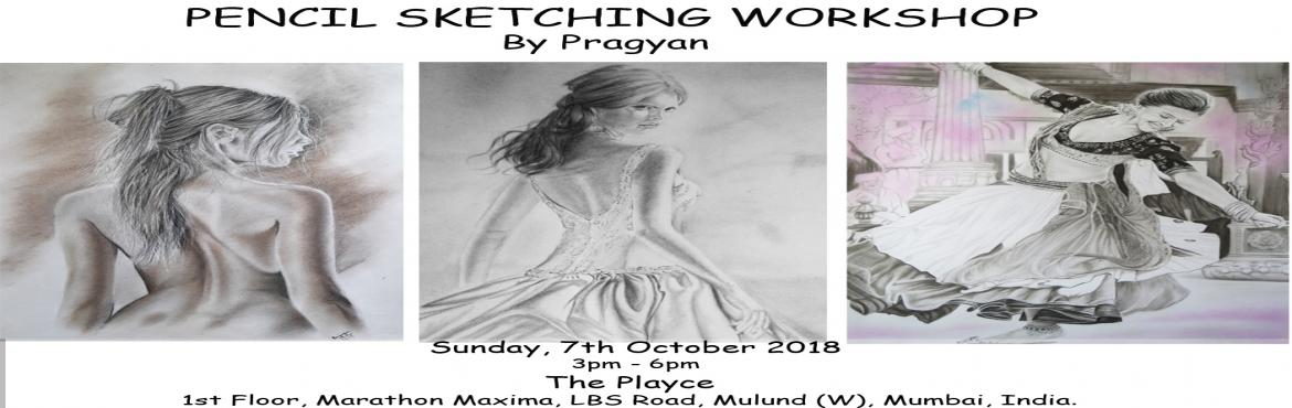 Book Online Tickets for Figure drawing workshop, Mumbai.   Have you ever wondered how fascinating it is to draw human figures in different actions? If you are mesmerized by pencil drawings and always wanted to capture your surroundings on your sketchbook but not quite sure how to start off. Well, this