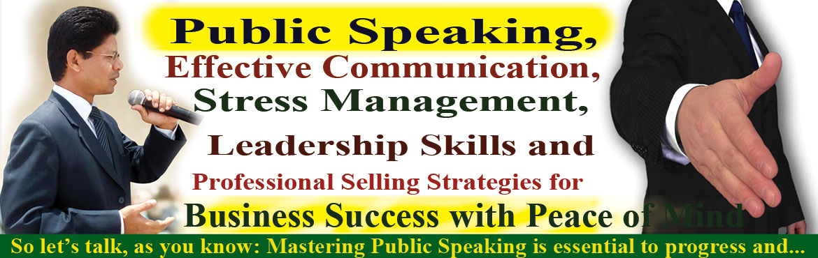 Book Online Tickets for Zero(0) investment Public Speaking Busin, Hyderabad. Zero(0) investment Public Speaking Business to improve Bank Balance Learn Public Speaking and start earning in 30 days from Life Management Academy. Please register at the link for Saturday & Sunday session at 10:30am -1:30pm To confirm your part