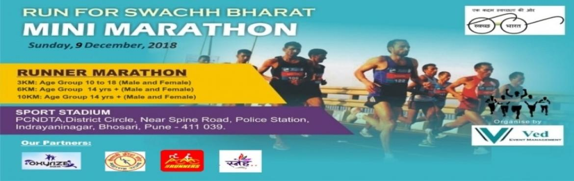 Book Online Tickets for RUN FOR SWACHH BHARAT, Pune. Ved Event Managementis presentingRUN FOR SWACHH BHARATto spread the message of cleanliness.Prime Minister of Indialaunched the SwachhBharat Abhiyan or Clean India Mission on the birth anniversary of Mahatma Gandhi on Oct