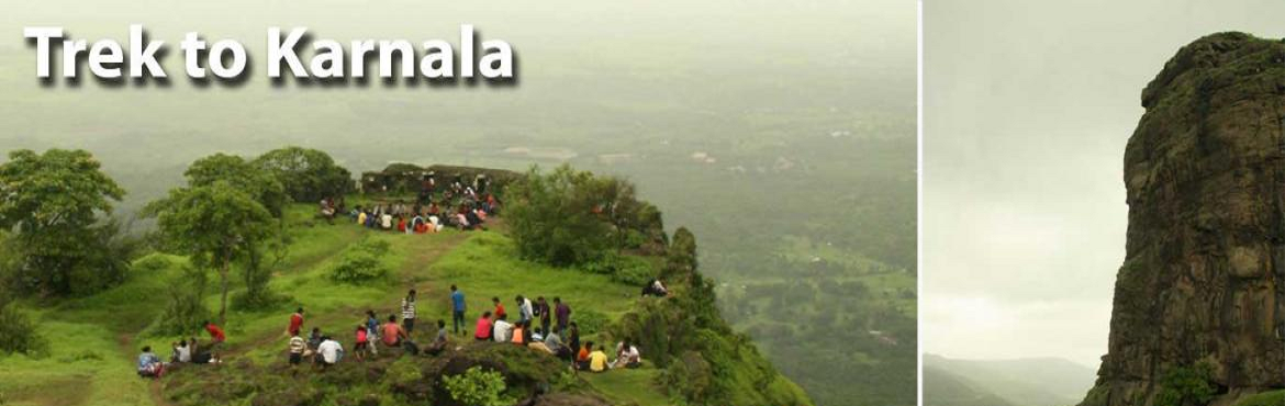 Book Online Tickets for Parent and Child Trek to Karnala Fort, Karnala. KSHITIJ REDEFINING FUN PRESENTS  Trek toKarnala10 YEARS AND ABOVE  Venue:Panvel Description: Karnala fort also known as the Funnel Hill is a hill fort in Raigad district, about 10 km from Panvel city and 65 km from