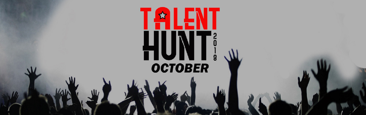 Book Online Tickets for Talent Hunt October 2018, Chennai. Talent Hunt has been conceived to provide our children a creative platform to showcase their vocal and instrumental spark of talent in a fun and engaging environment. VOCAL & INSTRUMENTAL AGE GROUP SELECTION DATES 3-5 years 20 October 18 6-8 year