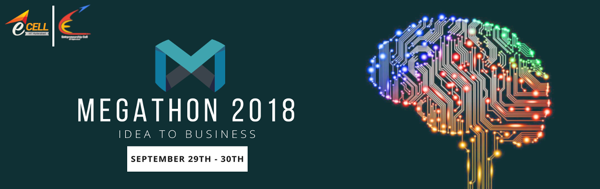 Book Online Tickets for Megathon 2018, Hyderabad. EA Sports presents MEGATHON'18 in association with Joveo Idea to Business   E-Cell IIIT-Hyderabad and E-Cell IIT-Hyderabad bring back the 3rd edition of Megathon, the largest student Hackathon in Hyderabad on 29th and 30th September, 2018