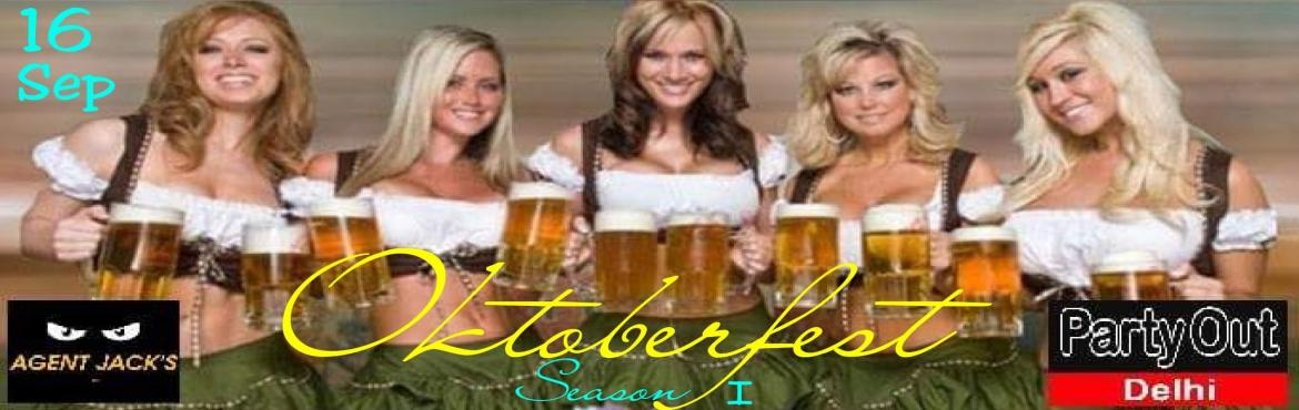 Book Online Tickets for Unlimited Beer Festival-Oktoberfest (Sea, Gurugram.  After The Success Of Our Dating Event \