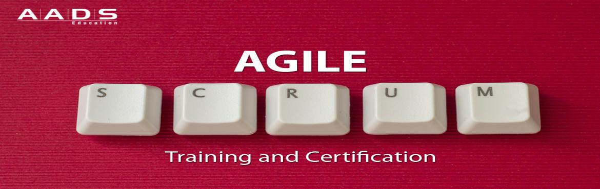 Book Online Tickets for Agile Scrum Master Training and Certific, Pune.  Enroll now for Agile Scrum Master Training and Certification to grow your career. Learn about working together to successfully reach goals, managing complex projects with distributed teams at ease ensuring project completion, quality.  B