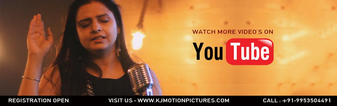 Book Online Tickets for KJ Motion Pictures | Singing Auditions |, New Delhi.  (SEASON 2) come up with a new concept of talent hunt, Singing Competitions / Singing Auditions in India. This is India's Finest Digital Media Entertainment Talent Hub where the complete show will be uploaded to our You Tube Channel with all be