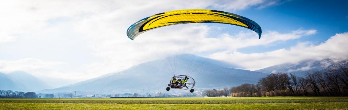 Book Online Tickets for Paramotoring, Bengaluru.     Paramotor   Poweredparagliding, also known asparamotoringorPPG, is a form ofultralight aviation(aparamotor) which provides enough thrust to take off using a paraglider. It can be launched in still a