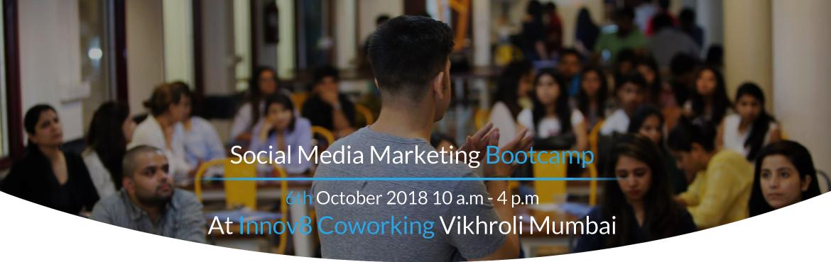 Book Online Tickets for Social Media Marketing Bootcamp, Mumbai. Do you want to leverage the power of Social Media Marketing to Successfully Grow your Business Online? Then, Make sure to Join Me at the Social Media Marketing Bootcamp an Exclusive Workshop that has helped 500+ Entrepreneurs & Business Owners to