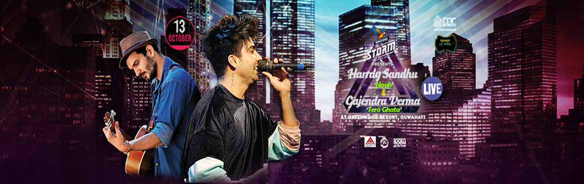 Book Online Tickets for Northeast Musical Festival, Guwahati.  Northeast Musical Festival(Biggest Dandiya Utsav Ft. Harrdy Sandhu & Gajendra Verma)  Celebrate the Biggest Dandiya Utsav with Harrdy Sandhu for the very first time ever in Guwahati. Get ready to bust out some moves with your squad. So