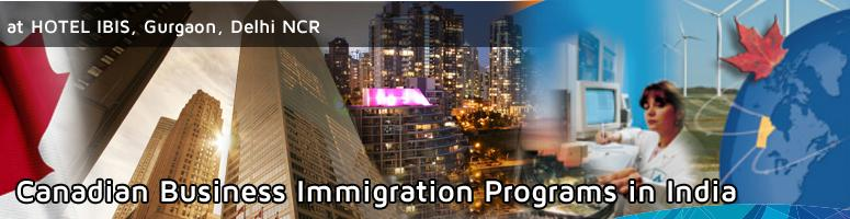 """Book Online Tickets for """"Want to settle in CANADA? There i, Gurugram.  """"Want to settle in CANADA? There is an opportunity to Immigrate through Business Immigration""""  The Business Immigration officer from Govt. of Manitoba, Canada are visiting in India to promote their B.I.P. and organizing th"""