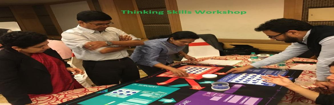 Book Online Tickets for A Unique Workshop that works on Thinking, New Delhi.