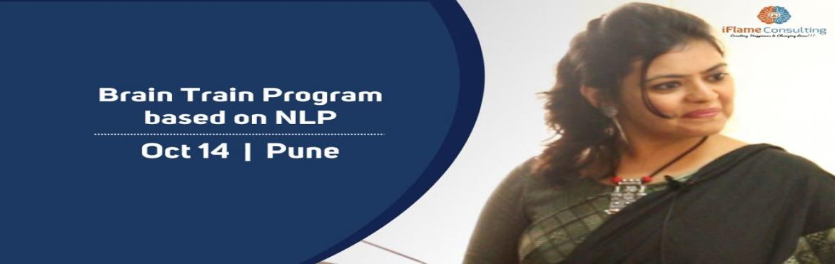 Book Online Tickets for Brain Train Program based on NLP by Aspi, Pune.   The educators are going to be highly benefited with this subject and its awareness. Your school teachers participation would be mutually enriching, and we look forward to your confirmation to attend this unique workshop and become a part of making