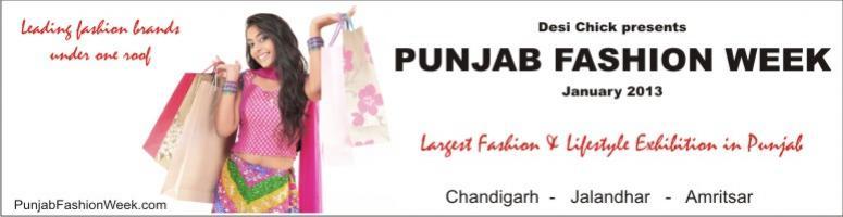 Punjab Fashion Week at Amritsar