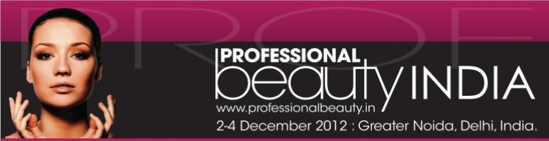 Book Online Tickets for PROFESSIONAL BEAUTY INDIA 2012, Noida. Professional Beauty International is a one of a kind business forum with over thirty years of experience in the beauty and spa business (UK & S.A) that assures to not only inspire and educate you as a beauty professional but also offer real solut