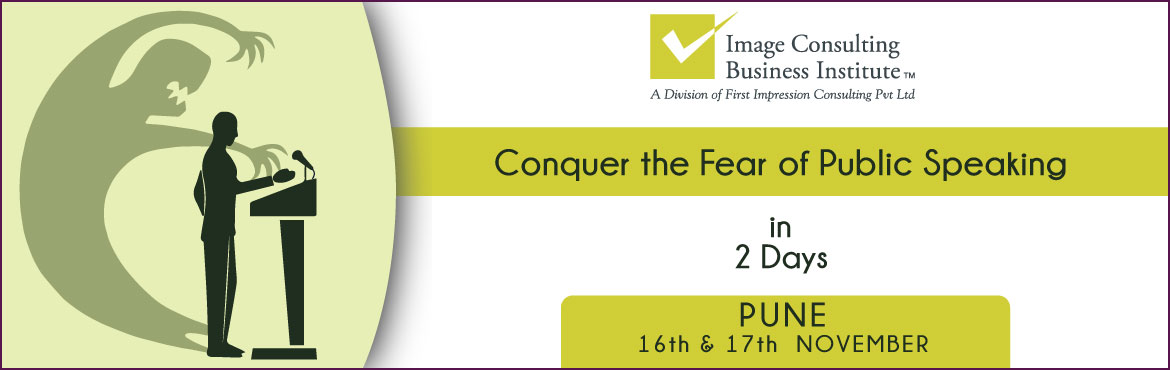 Book Online Tickets for ICBI Public Speaking Workshop (16-17 Nov, Pune.     2 Days Public Speaking Workshop Even the most eloquent and charismatic speakers often wish they had better public speaking skills. The better you are at something, the more you notice little mistakes and flaws, which can inspire doubt in even the
