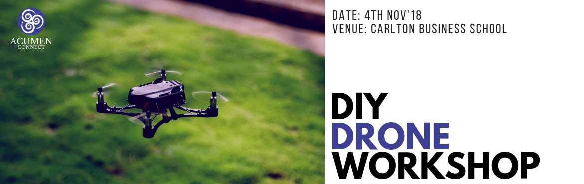 Book Online Tickets for DIY DRONE Workshop, Hyderabad. Drone technology is constantly evolving as new innovation and big investment are bringing more advanced drones to the market.What you\'ll learn in the workshop:- Mechanics of flying vehicles- Hardware of Quadcopter- Wifi Communication- The Auto